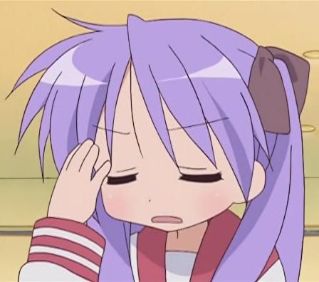 [Juego] Descubre al personaje anime/manga Kagami_facepalm
